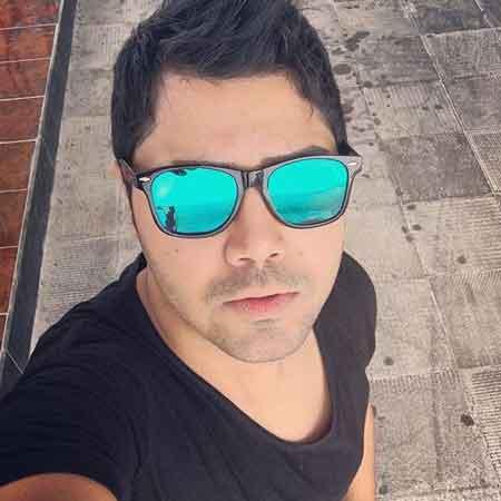 مسعود سعیدی هستم