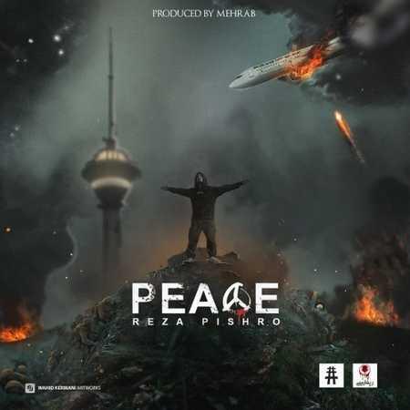 رضا پیشرو صلح