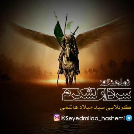 سید میلاد هاشمی سردار لشکرم