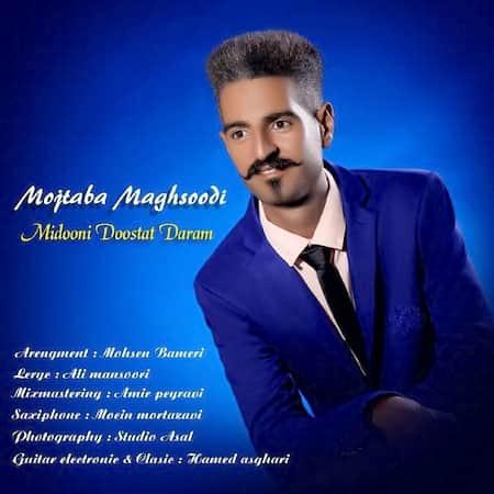 مجتبی منصوری میدونی دوستت دارم