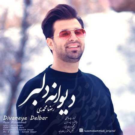 رضا محمدی دیوانه ی دلبر