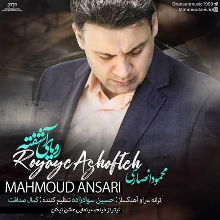 محمود انصاری رویای آشفته