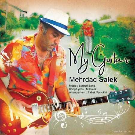 مهرداد سالک گیتار من