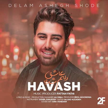 دانلود آهنگ هاوش دلم عاشق شده Havash Delam Ashegh Shode