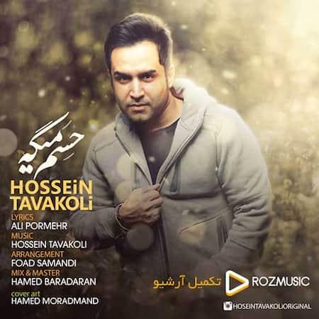دانلود آهنگ حسین توکلی حسم میگه Hossein Tavakoli Hessam Mige