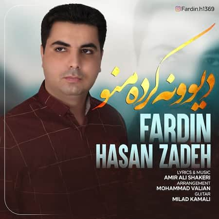 دانلود آهنگ فردین حسن زاده دیوونه کرده منو Fardin Hasanzadeh Divooneh Kardeh Mano