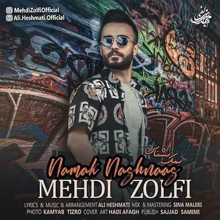دانلود آهنگ مهدی زلفی نمک نشناس Mehdi Zolfi Namak Nashnaas