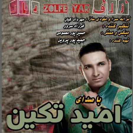 دانلود آهنگ امید تکین زلف یار Omid Takin Zolfe Yar