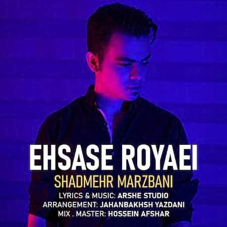 دانلود آهنگ شادمهر مرزبانی احساس رویایی Shadmehr Marzbani Ehsase Royaei