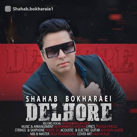 دانلود آهنگ شهاب بخارایی دلهره Shahab Bokharaei Delhore