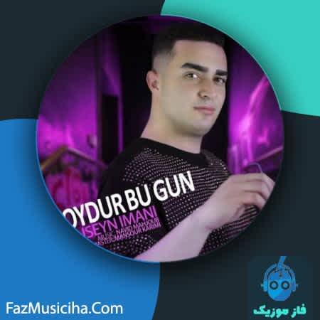 دانلود آهنگ ترکی حسین ایمانی تویدور بو گون Huseyn Imani Toydur Bu Gun