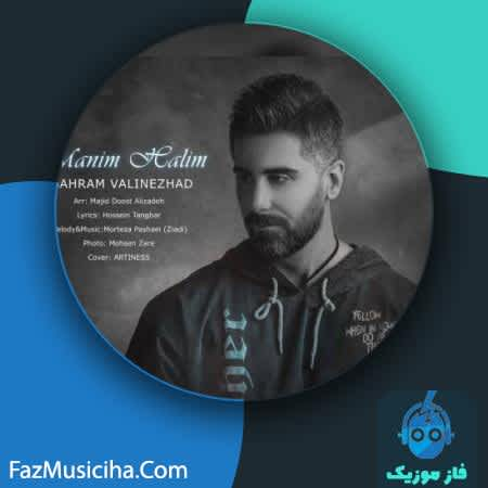 دانلود آهنگ ترکی بهرام ولی نژاد منیم حالیم Bahram Valinezhad Manim Halim